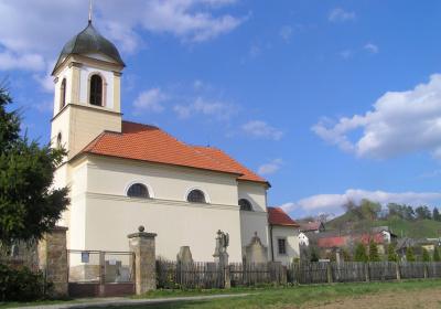 Vesničky v okolí – součást Lázní Bělohradu