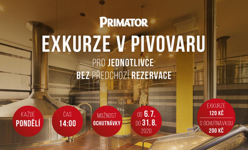 Exkurze Primátor